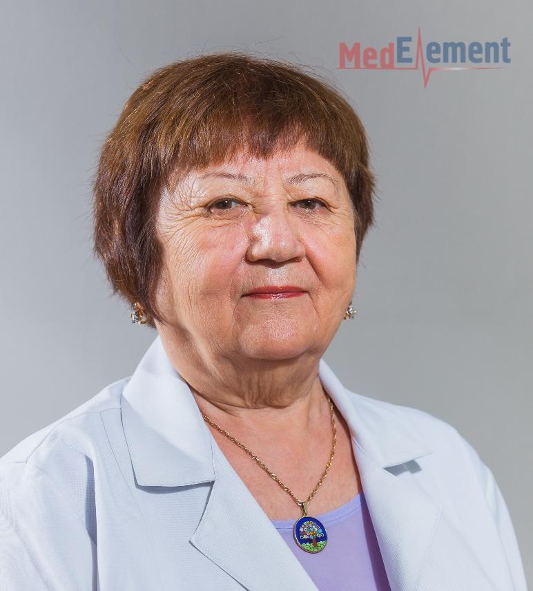 Тусеева Клара Хусаиновна