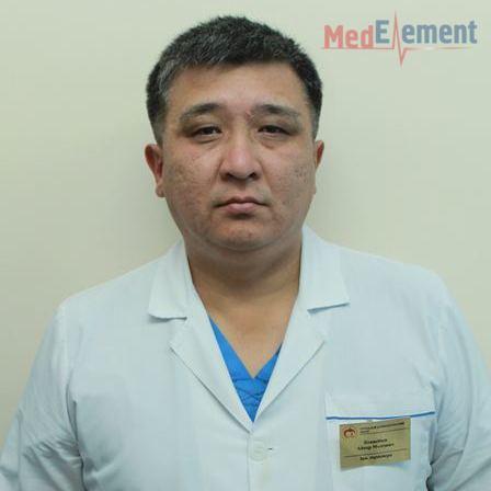 Кенжебаев Айвар Мэлсович
