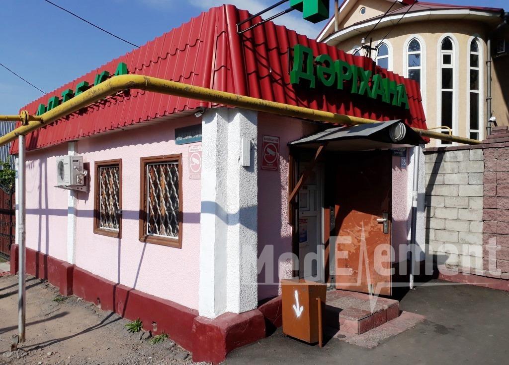 Аптека на Черкаской 35
