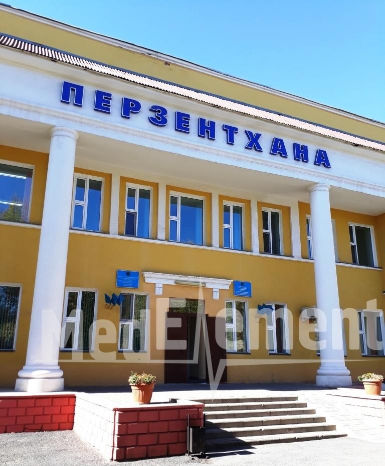 Карагандинская областная клиническая больница (хирургическое отделение)