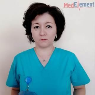 Рахимжанова Салтанат Сагындыковна