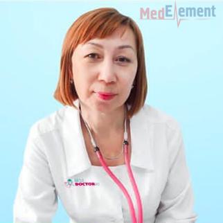 Самарханова Майра Егинбаевна
