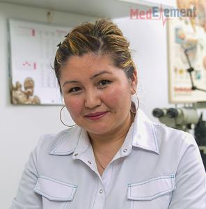 Амиртаева Балжан Шайжановна