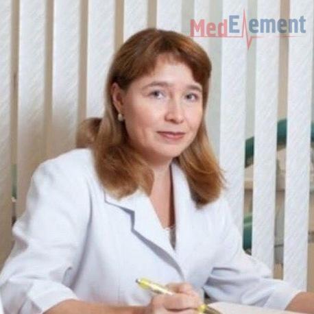 Насырова Марина Станиславовна