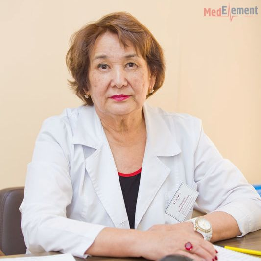 Агайдарова Ботагоз Садыковна