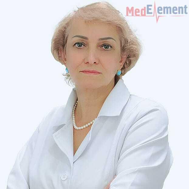 Маукенова Лилия Камиловна
