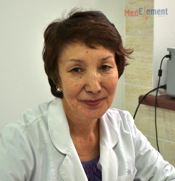 Нуртазина Ильсия Калкешевна