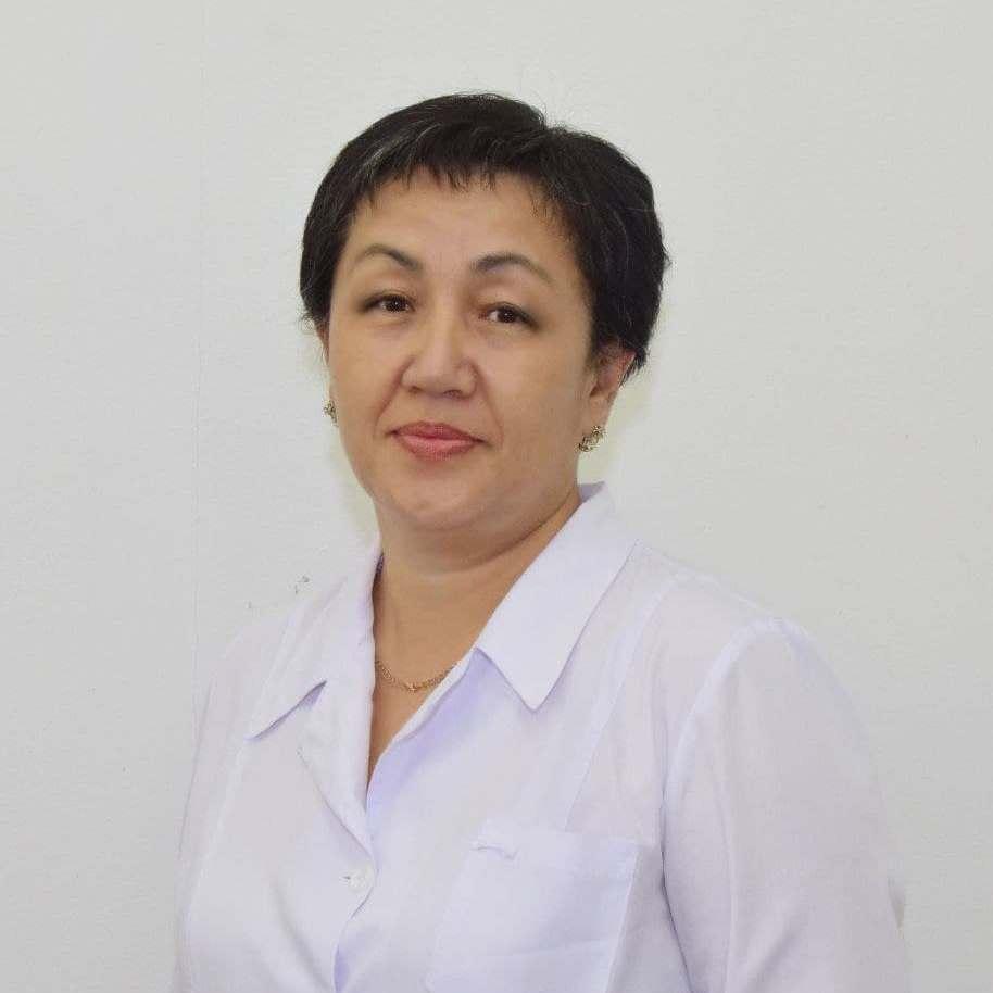 Туганбаева Раушангуль Дулатбаевна