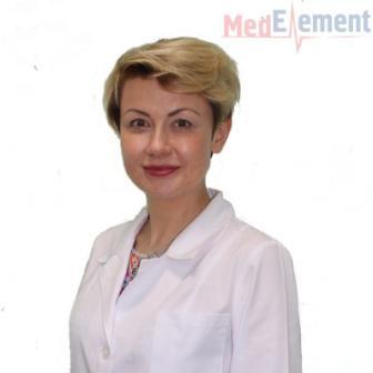 Макеева Настасья Михайловна