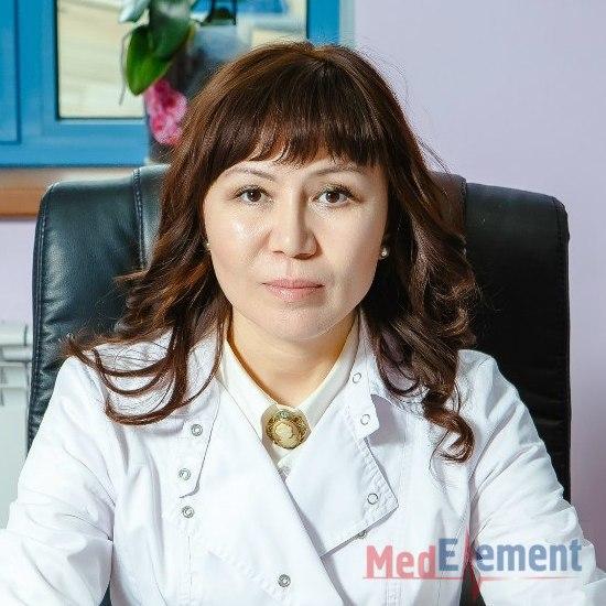 Абдраманова Айгуль Ибадуллаевна