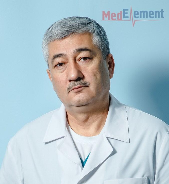 Маруфханов Хамиджан Махмудович
