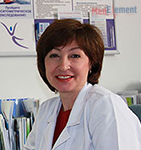 Джуманова Ольга Николаевна