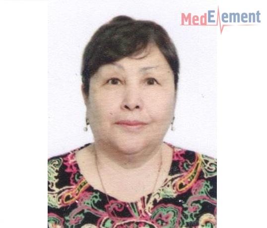 Шерипбаева Курбанай