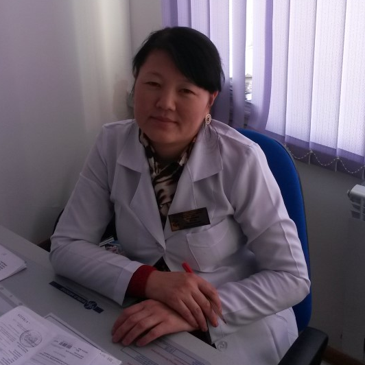 Абдуайтова Жанар Ондасыновна