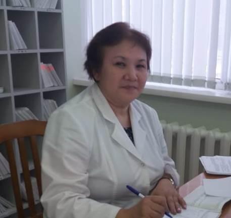 Калекенова Баян Жумабаевна