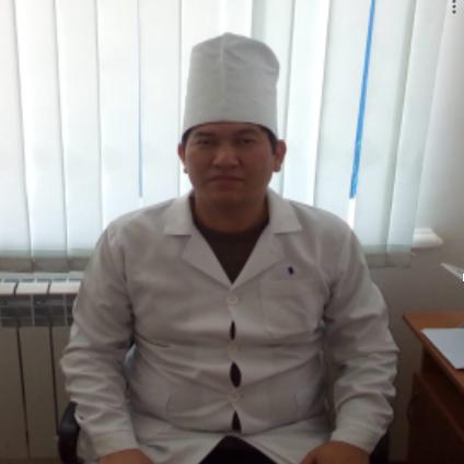 Таймуратов Еркебулан Досанович