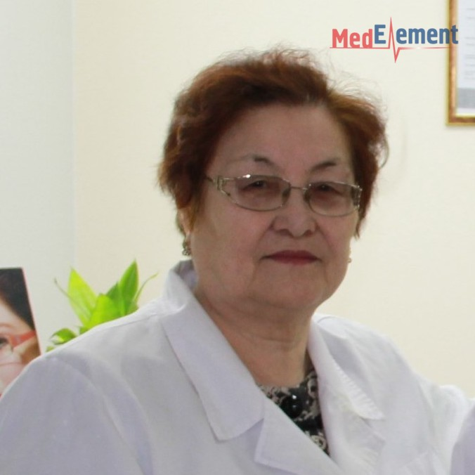 Абенова Забира Таевна