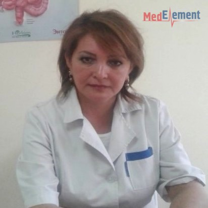 Кебекбаева Жанар Кировна