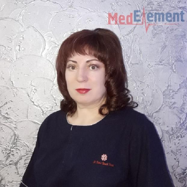 Бацикадзе Лали Борисовна