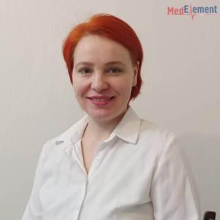Григорьева Анастасия Николаевна