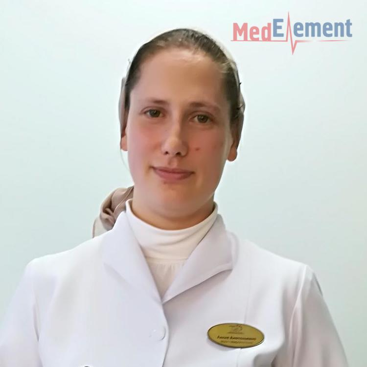 Хан Лилия Анатольевна