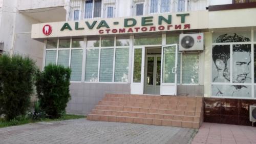 """Stomatologiya """"ALVA-DENT"""""""