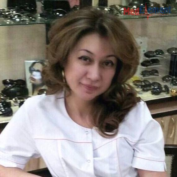 Бекбасова Асель Женгисовна