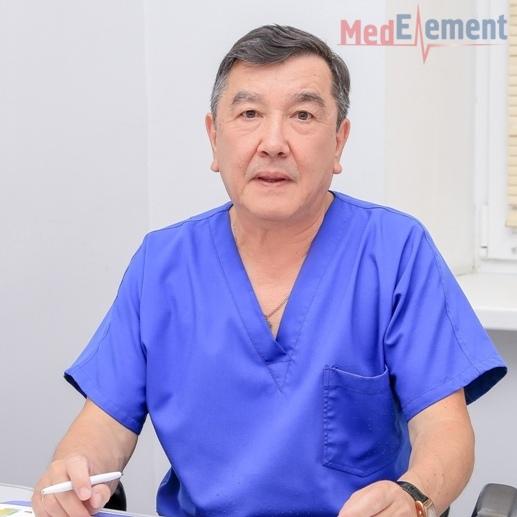 Куттуков Кайрат Толеутаевич
