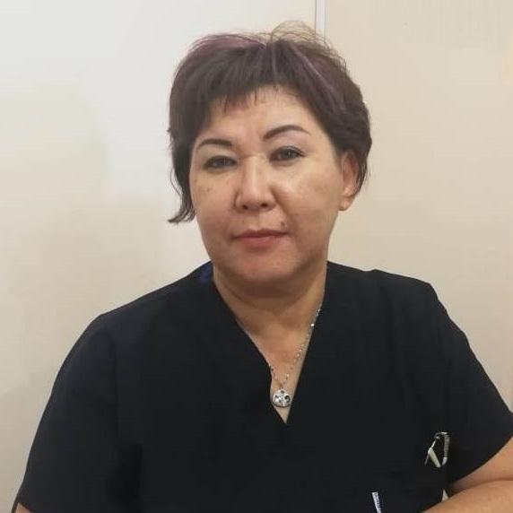 Бекмурзаева Лола Бекмуратовна