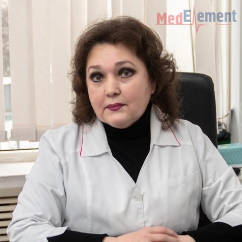 Имбергина Светлана Алексеевна