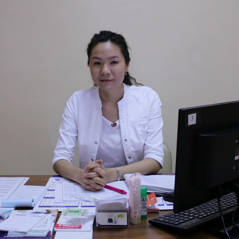 Асаинова Макпал Сабыржановна