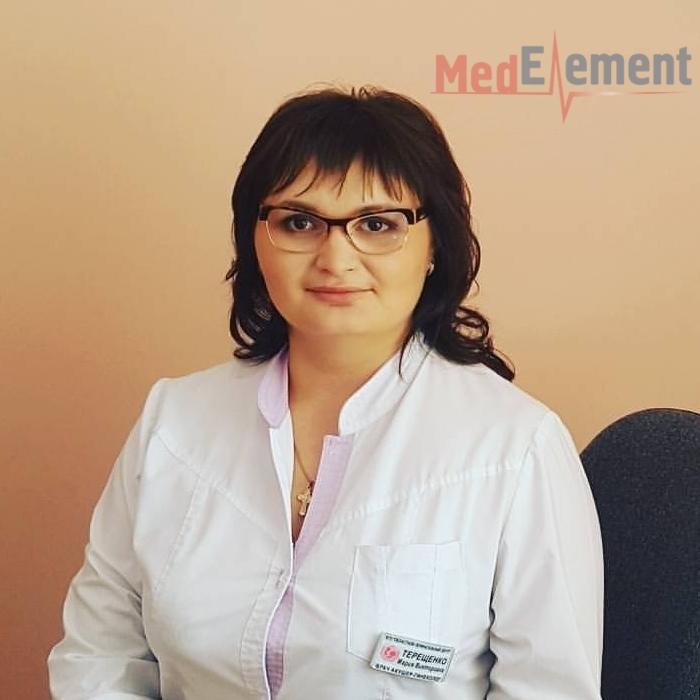Терещенко Мария Викторовна