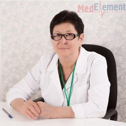 Джумашева Тарбия Сапиевна