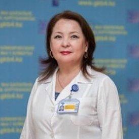 Жусупова Роза Тургаевна