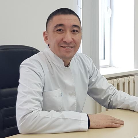 Кабдульдин Токтарбек Амангельдиевич