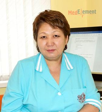 Досбердиева Гульбану Турмухановна