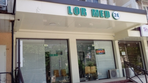 """Klinika """"LOR MED 24"""""""