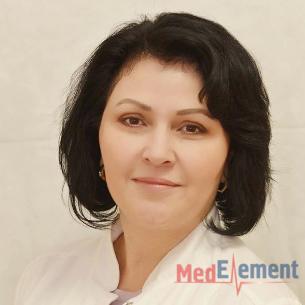 Григолашвили Марина Арчиловна