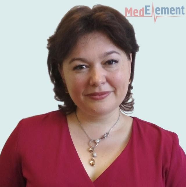 Доронина Оксана Викторовна