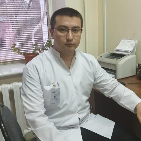 Ахбаев Серикжан Эрикович