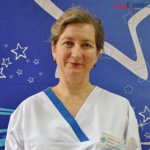 Жданова Татьяна Борисовна