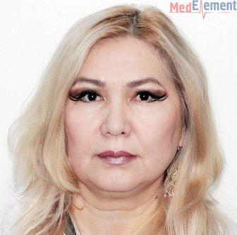 Алимагамбетова Гульшат Нуреденовна