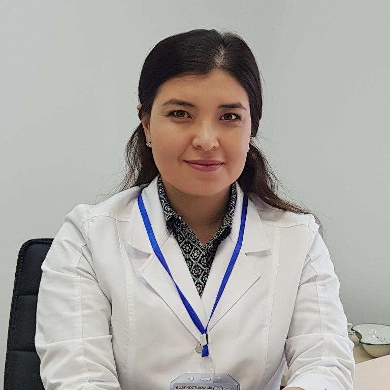Абдильда Гулнур Абдильдаевна