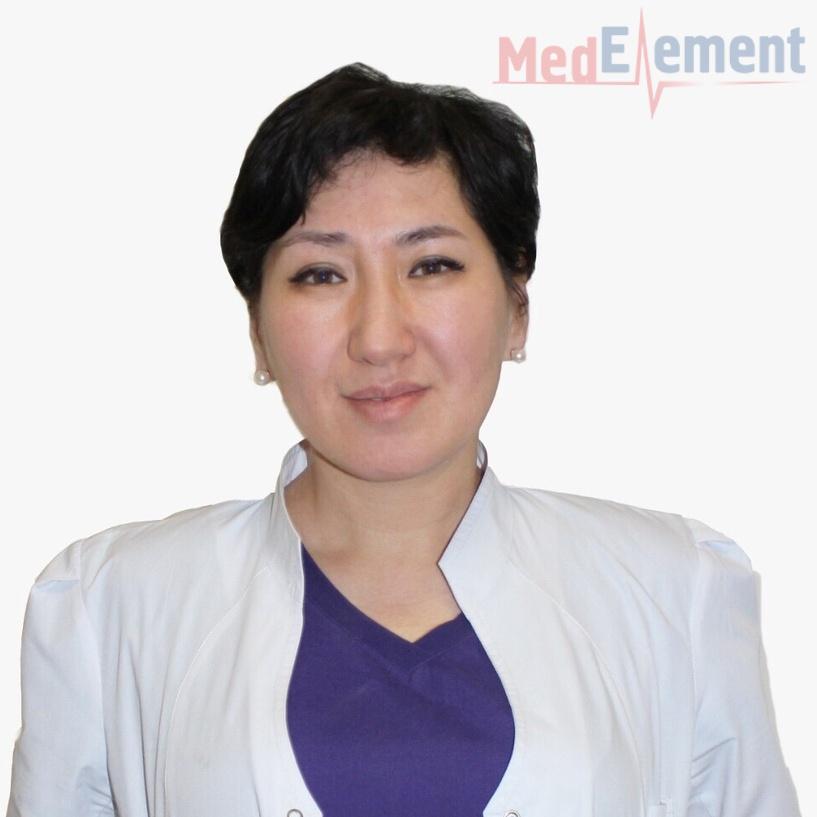 Алимова Эльвира Асхатовна