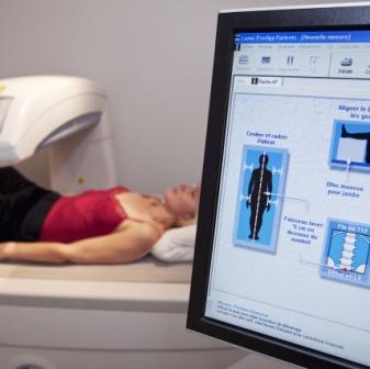 Диагностика плотности костной ткани - 4000 тг