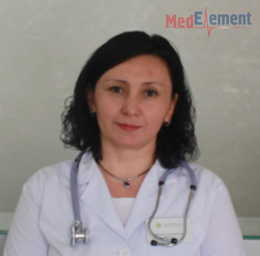Каримова Ботакоз Мейрхановна