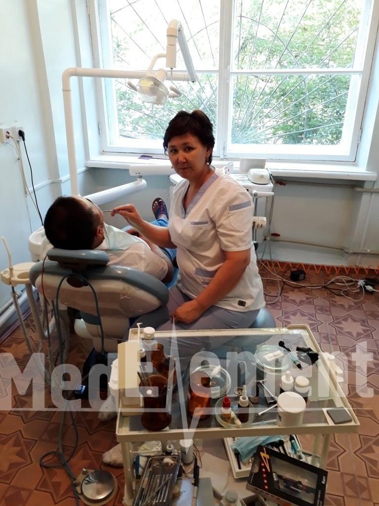 Кабинет стоматолога на Байзак батыра 162