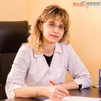 Николаева Любовь Ивановна