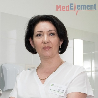 Калашникова Елена Михайловна