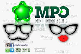 "Оптика ""MIR PHARMA OPTICAL"" №2"